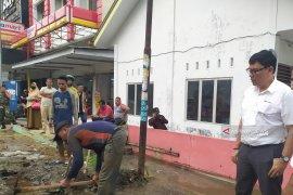 PDAM Tirtanadi akan tanggung kerugian warga yang rumahnya tergenang air