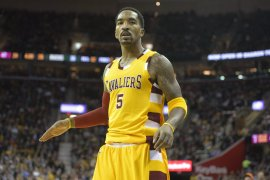 Gabung ke Lakers, JR Smith segera reuni dengan LeBron James
