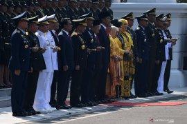Presiden: Perwira remaja jaga NKRI dan Pancasila