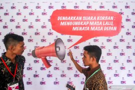 KKR, harapan baru penyelesaian kasus-kasus pelanggaran HAM di Tanah Air
