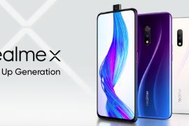 Realme segera boyong Realme X ke Indonesia