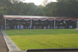 Presiden Jokowi akan lantik perwira TNI dan Polri 2019