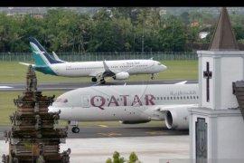 Penerbangan di Bandara Ngurah Rai normal pascagempa Bali