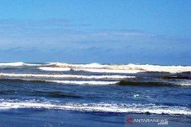 Tinggi gelombang laut Pantura capai 2,5 meter