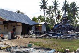 BPBD: 971 rumah rusak berat pascagempa Halsel