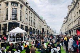 Festival musim panas peringati dua abad Regent Street London