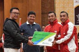 Atlet Indonesia di ASG 2019 dijamin BPJS