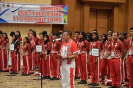 Kemenpora siapkan apresiasi khusus jika Indonesia juara umum