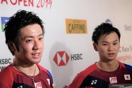 Endo/Watanabe  menang berkat dukungan penonton Indonesia