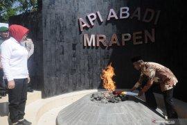 Ganjar kirim tim tangani padamnya api abadi Mrapen