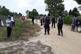 Pascabentrok warga, polisi jaga ketat jalan menuju Register 45 Mesuji