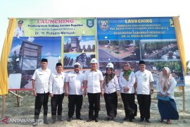 "Gubernur pimpin ""groundbreaking"" proyek penataan Pantai Panjang"