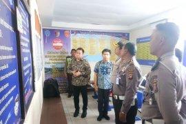 Tim Kemenpan RB tinjau pelayanan publik di Polres Bengkayang