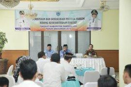 Pemkab Pandeglang beri pelatihan ekonomi syariah pada pengurus DKM