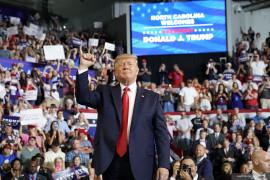 Tim kampanye Trump menghabiskan dana lebih dari Rp735 M pada Juni 2020