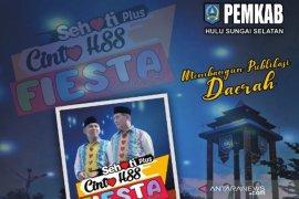 Sehati Plus Cinta Fiesta ajang pemersatu dan bangun publikasi daerah