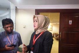 Sidang Pileg, Evi Apita Maya katakan Farouk Muhammad tidak siap kalah