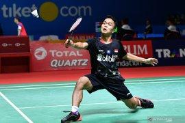 Tujuh pebulutangkis Indonesia lolos ke babak kedua Japan Open