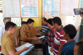 BPN Bangka Tengah targetkan penerbitan 1.115 sertifikat tanah warga