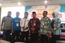 Maulana minta  pemuda Jambi manfaatkan ajang Pencarian Pemuda Technopreneur