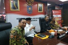 Wali Kota Tangerang Arief penuhi panggilan Kemendagri