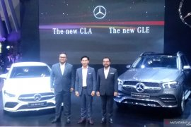 Mercedes-Benz luncurkan New CLA Coupe