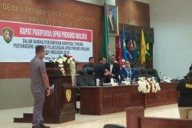 Wagub sampaikan Ranperda pertanggungjawaban APBD 2018