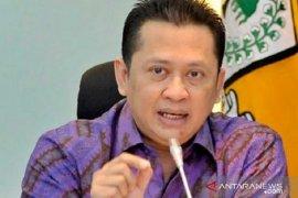 Bambang Soesatyo terpilih aklamasi sebagai Ketua MPR
