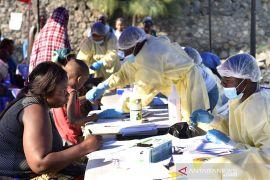 WHO: 40 kasus Ebola menyebar di Kongo Barat