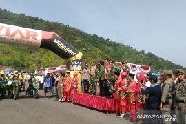 Minang Trail Adventure dikuti 700 peserta dari berbagai negara