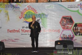 Bupati Nelson berharap Festival Pesona Bunaken angkat pariwisata Gorontalo