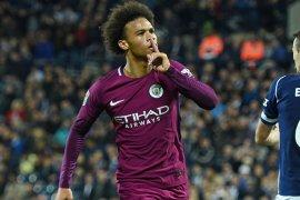 Manchester City banderol  Leroy Sane Rp2,36 triliyun