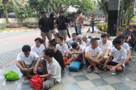 Pelimpahan tahap II tersangka kasus kerusuhan Jakarta