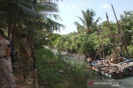 Satpol PP Babel razia tambang ilegal di sejumlah lokasi