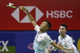Fajar/Rian melaju ke babak kedua di Thailand Open