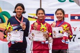 Kontingen Indonesia menyodok ke puncak klasemen ASG