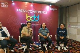 Bekraf dorong kontribusi industri kreatif digital di Kalimantan Barat