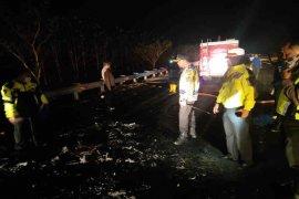 Polisi identifikasi lima korban  kecelakaan di Cipali