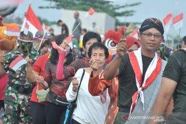 Karnaval Kebhinekaan diramaikan Satuan kepolisian, Kecamatan, dan Ormas Page 3 Small