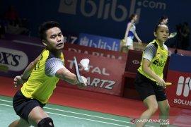Tekuk unggulan kelima, Owi/Winny  melaju ke perempat final China Open