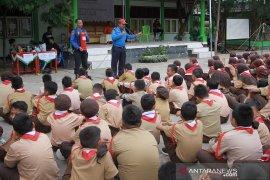 BPBD Gorontalo jalankan program sekolah siaga bencana di Limboto