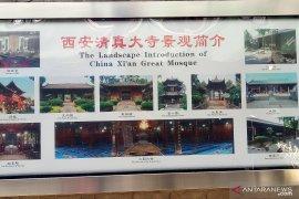Berwisata di Masjid Raya Xi'an, terasa seperti di Ampel (Video)