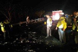 Menurut polisi, begini awal mula kecelakaan bus di Tol Cipali yang telan 7 korban jiwa