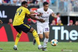 Arsenal menang meyakinkan 3-0 lawan Fiorentina  di turnamen pramusim