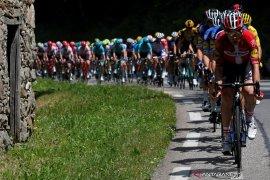 Tour de France bisa disaksikan langsung oleh penggemar