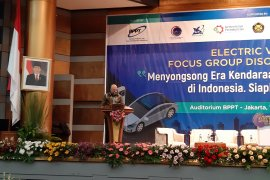 Kesiapan Indonesia masuki era kendaraan bermotor listrik