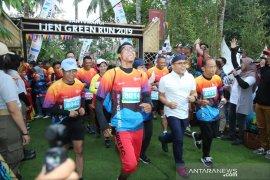 Bupati Anas lepas lomba lari Banyuwangi Ijen Green Run
