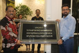Diplomat Afghanistan puji masyarakat Ambon dalam toleransi beragama