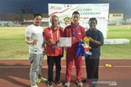 Atlet atletik PPLP Babel sumbang medali emas di ASEAN School Games