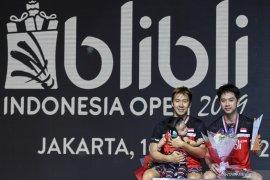 All Indonesian Final, ganda Kevin/Marcus masih yang terbaik